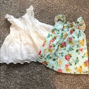 Baby Gap dresses size 6-12month